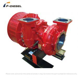 ABB TPS48 Marine Turbocharger