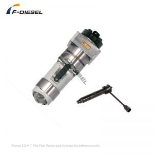 France S.E.M.T PA6 Fuel Pump and fuel Injector
