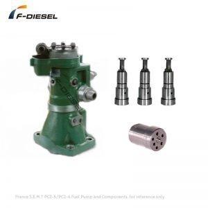 France S.E.M.T PC2-5 PC2-6 Fuel Pump and Components