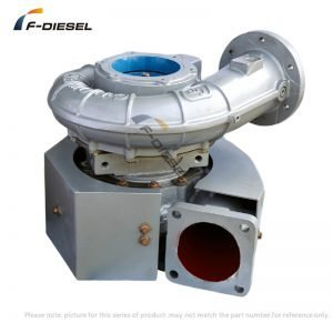 GH210 Marine Turbocharger