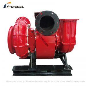 GH260 Marine Turbocharger