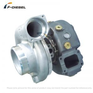 H140 Marine Turbocharger
