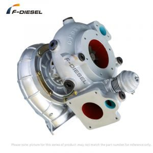 H150 Marine Turbocharger