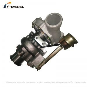 HP80 Marine Turbocharger