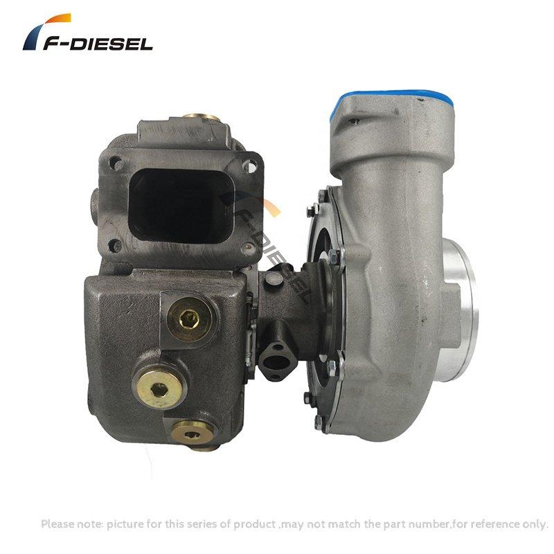 J135A Marine Turbocharger