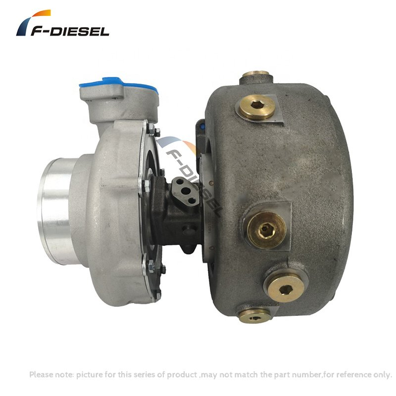 J135A Marine Turbocharger picture