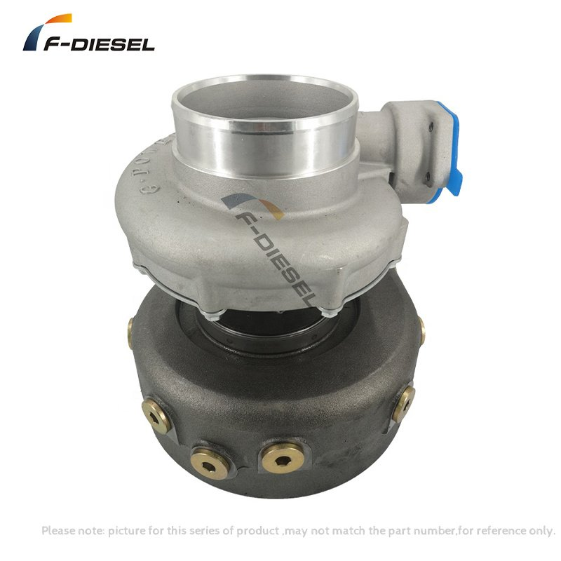 J135A Marine Turbocharger product picture