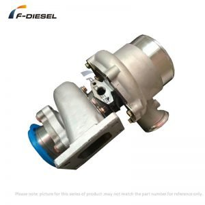 J60 Marine Turbocharger