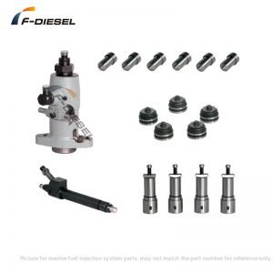 MTU 20V230 Series Fuel Injection Parts
