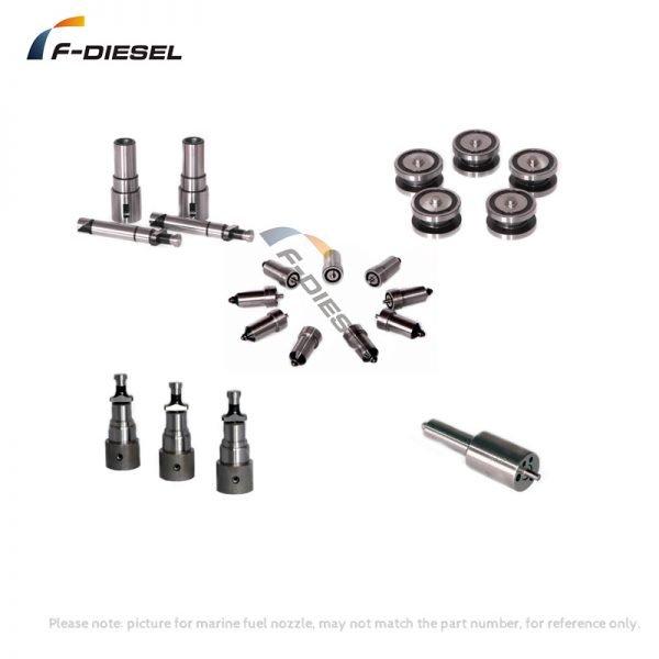 Medium Speed Diesel Engine Pump Elements