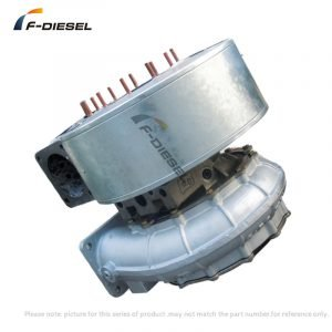 TL260 Marine Turbocharger