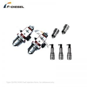 Type 12V190/ H190 Fuel-Injection Parts