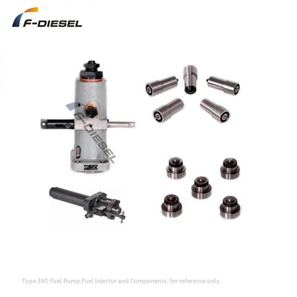 Type 350 Fuel Pump Fuel Injector and Components