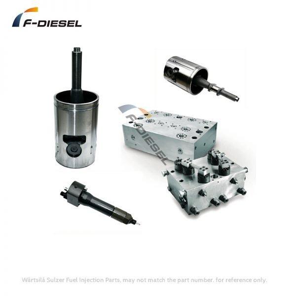 Wärtsilä Sulzer Fuel Pump Body