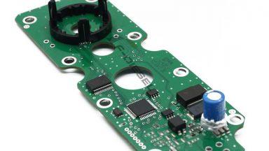 12V-Actuator PCBA KIT-2837201 (FD1115X-6-12V) for Holset VGT Turbocharger Electronic Actuator