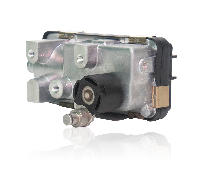 Turbocharger Electronic Actuator U-006  6NW010099-21 for Turboahrger 59001107312 Used for Foton 2.8